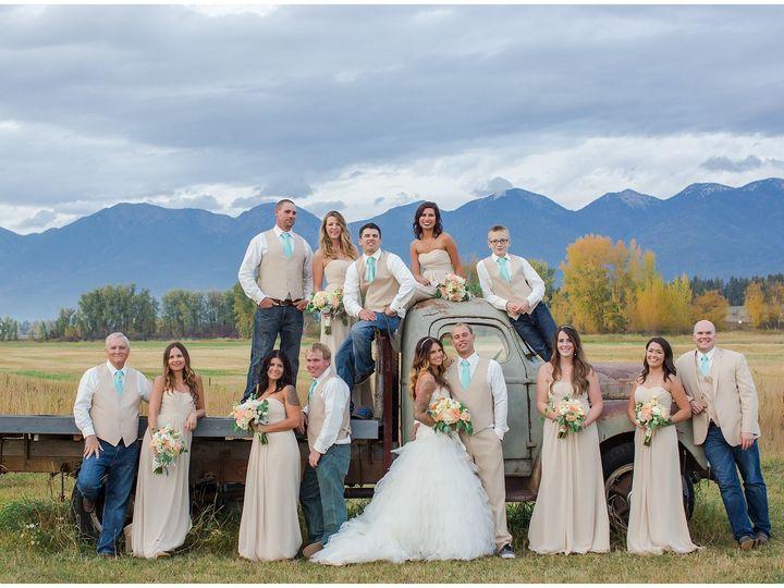 Tmx 1481564369712 Montana Wedding Photographer1577 Kalispell, Montana wedding photography