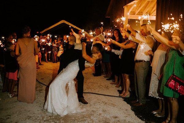 Tmx Sparkler Exit 51 1065465 160132742217713 Fort Wayne, IN wedding videography