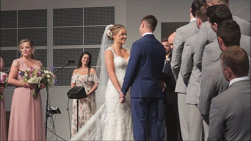 Ceremony footage