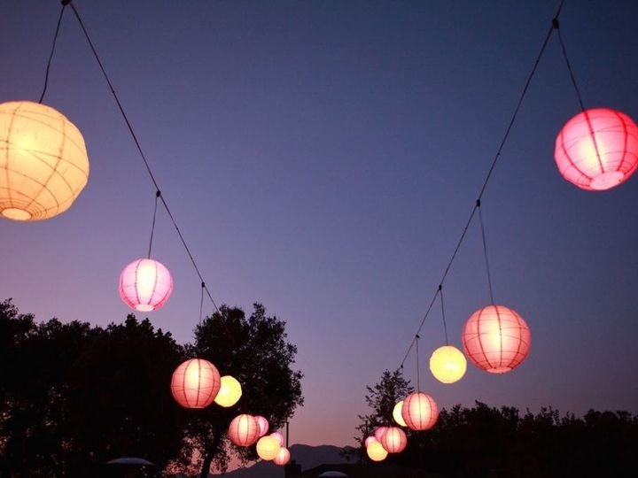 Tmx 1465521489658 Colored Lanterns   Twilight  Santa Rosa wedding eventproduction