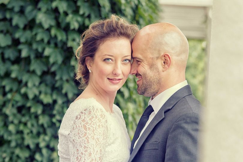 What a gorgeous couple!