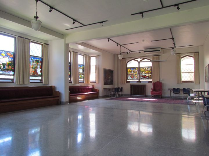 Historic Siekman Room