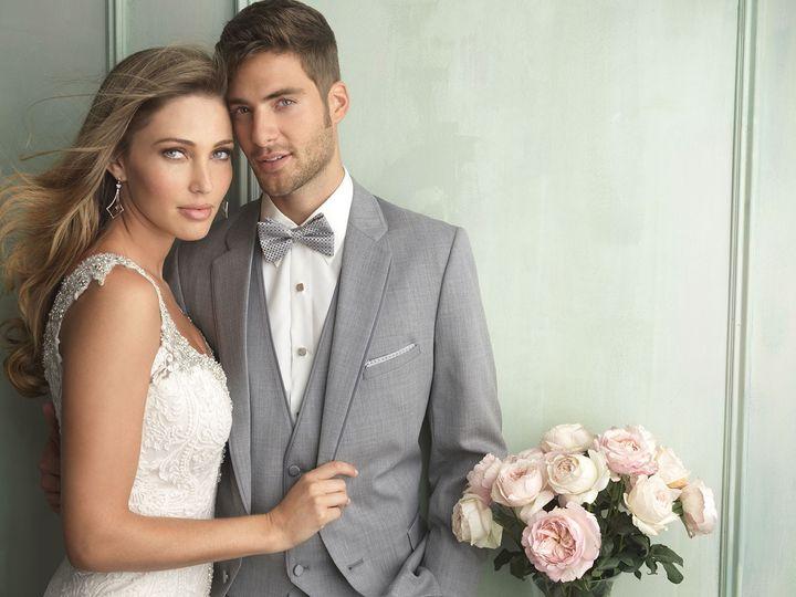 Tmx 1431006132620 C314 Couple Pittsburgh wedding dress