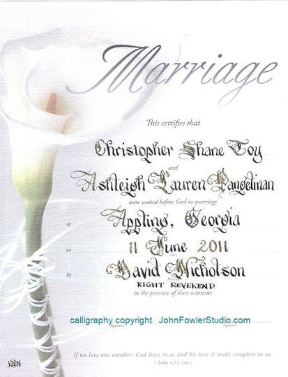 copyrightcalligrapheraddressingweddingmarriagecertificate75dpiWeddingcertificate