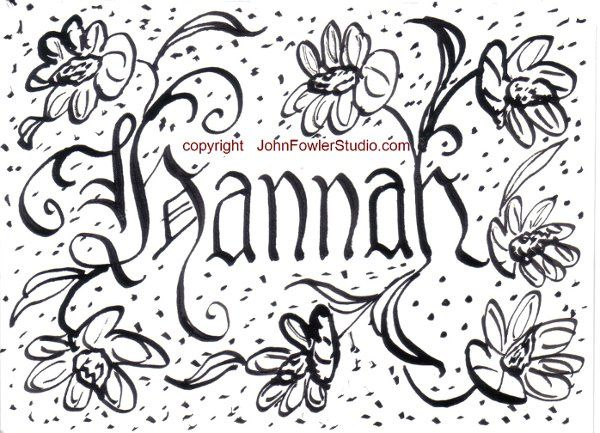 copyrightCalligrapheraddressingweddingplacecards300dpiHannahNoteCard