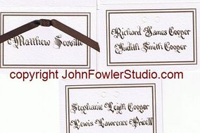 Carolina Calligraphy Services- nationwide