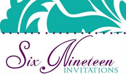 Six Nineteen Invitations