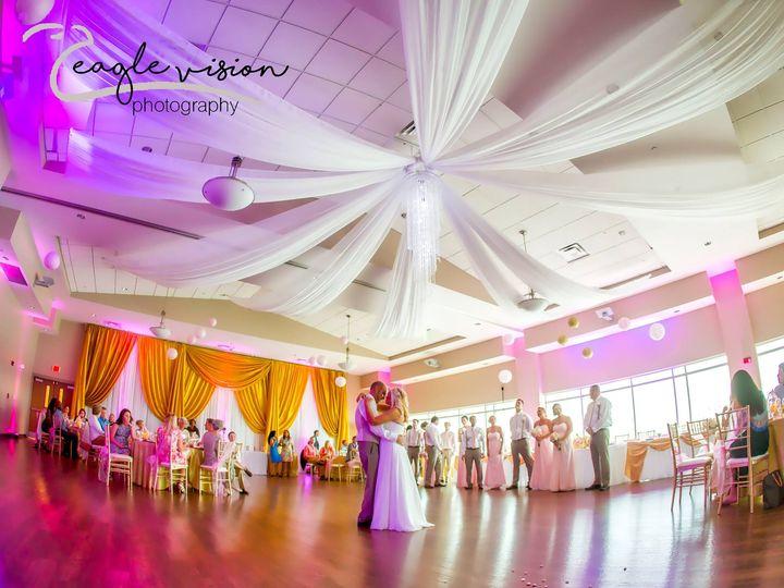 Tmx 1482961958928 St. Pete Rec Center   Draping Tampa, FL wedding dj