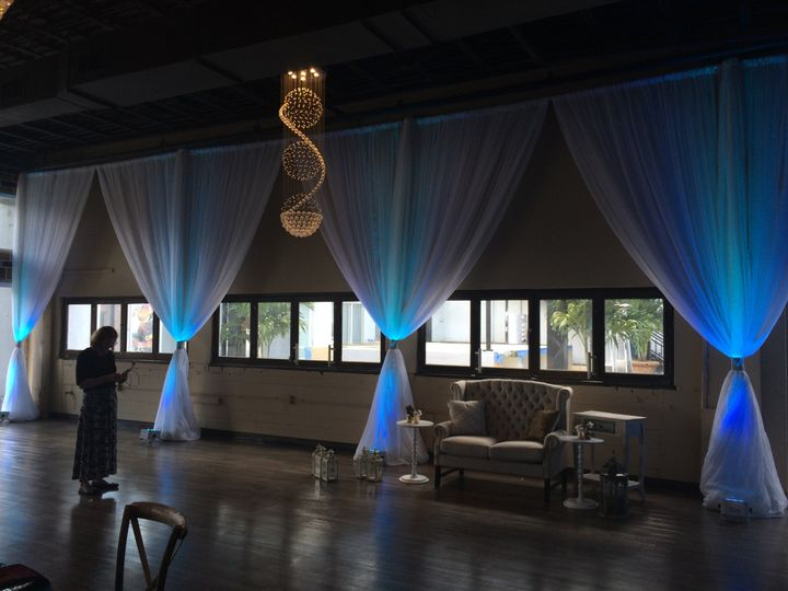 Tmx 1482963110430 The Ivy Astoria   Draped Swag  Lighting On West Wa Tampa, FL wedding dj