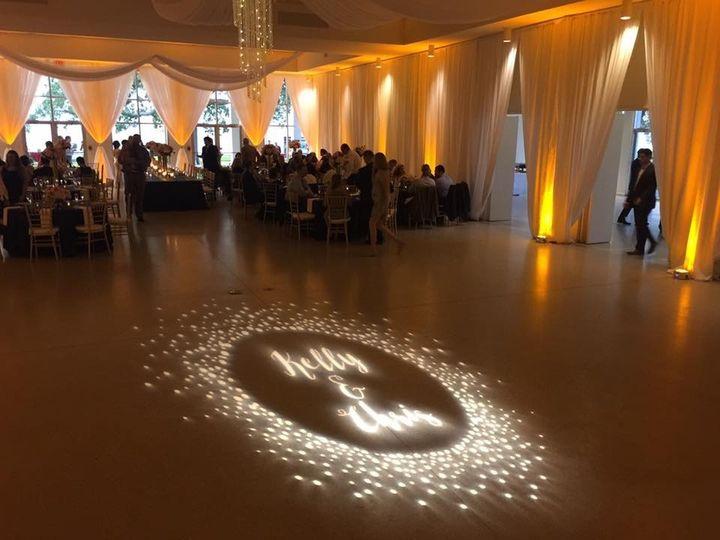 Tmx 1482963600418 Tampa Garden Club Draping  Lighting2 Tampa, FL wedding dj