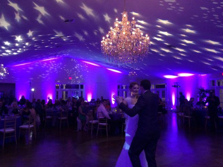 Tmx 1482965367597 Lange Farm   Up Lights  Star Gobos 1st Dance Tampa, FL wedding dj