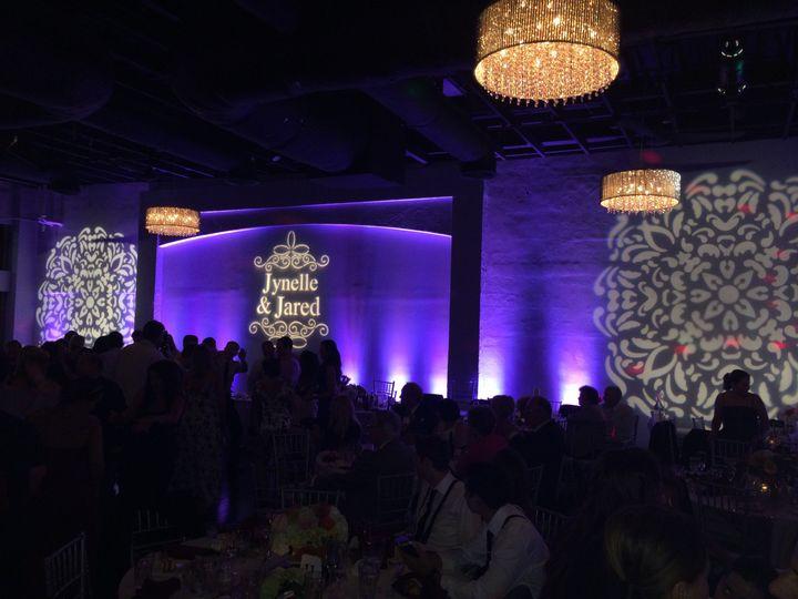 Tmx 1482965466185 1930 Grande Room   Up Lights  Gobos Tampa, FL wedding dj