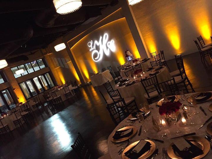 Tmx 1482965647805 1930 Grande Room   Up Lights  Gobo Tampa, FL wedding dj