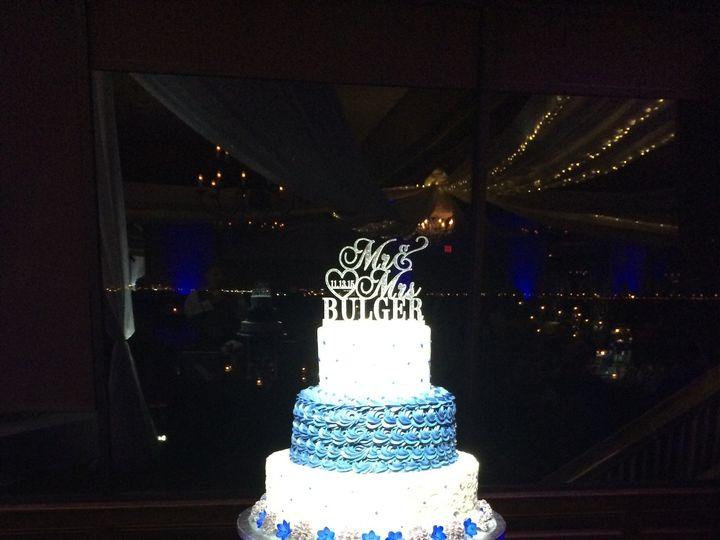 Tmx 1482965939191 Pin Spots On Cake Tampa, FL wedding dj