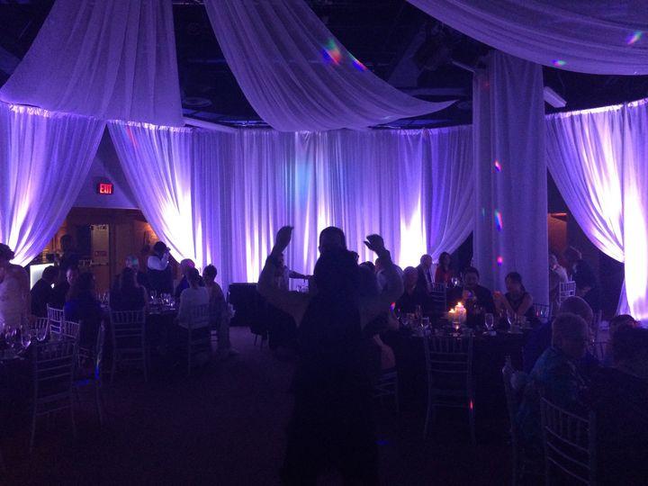 Tmx 1482966884879 Florida Aquarium   Up Lighting  Draping1 Tampa, FL wedding dj