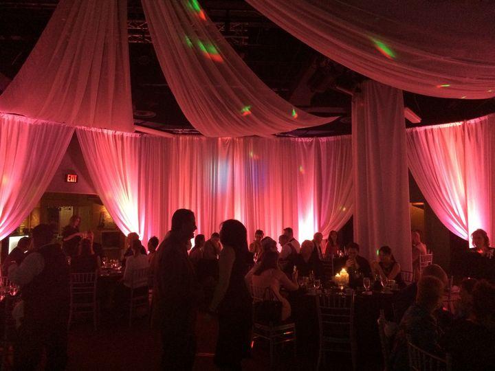 Tmx 1482966885115 Florida Aquarium   Up Lighting  Draping2 Tampa, FL wedding dj