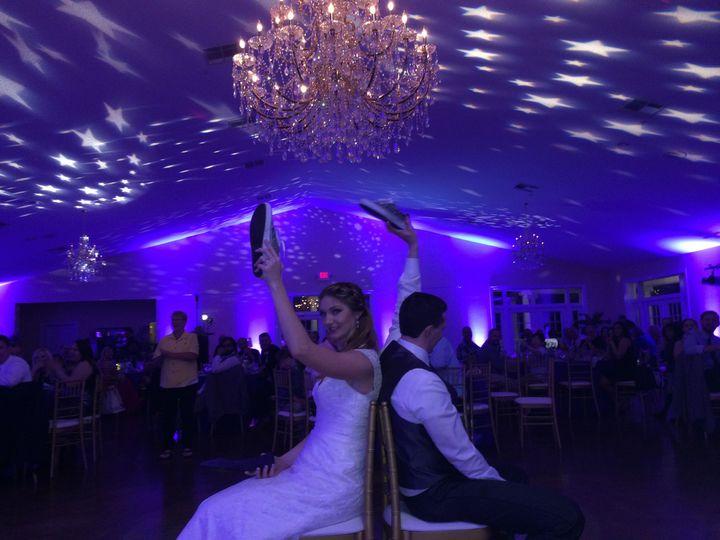 Tmx 1482972207532 Lange Farm   Up Lights  Star Gobos Shoe Game Tampa, FL wedding dj