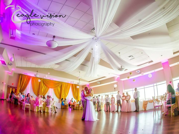 Tmx 1515013252069 St. Pete Rec Center   Draping Tampa, FL wedding dj