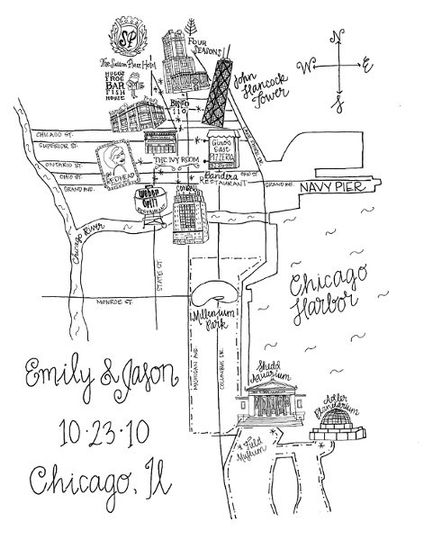 Merry Maps Invitations TX WeddingWire
