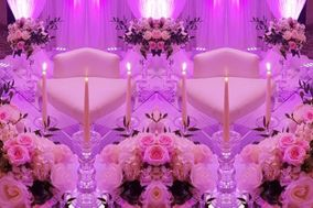 Bridal Castle Events Decoration