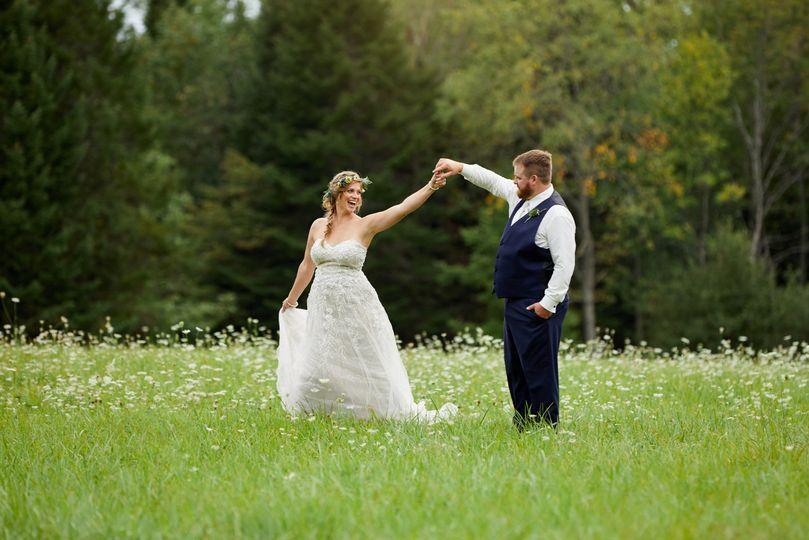 Trevor & Becky, dance