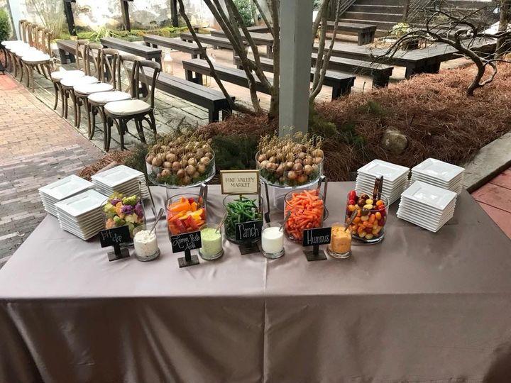 Veggie Bar