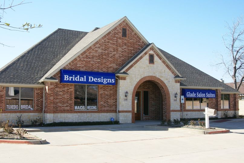 We are a full service bridal boutique - your one-stop shop for wedding dresses, bridesmaid dresses,...