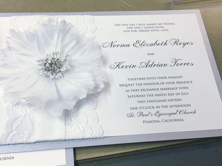 Tmx 1468094391672 Img3245 1 Riverside wedding invitation
