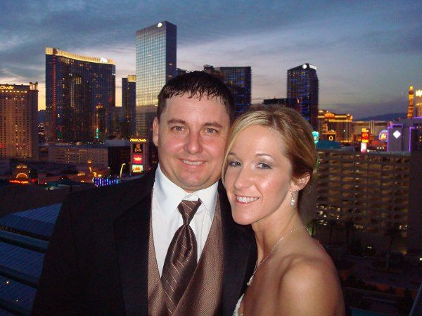Destination Wedding at the MGM in Las Vegas!