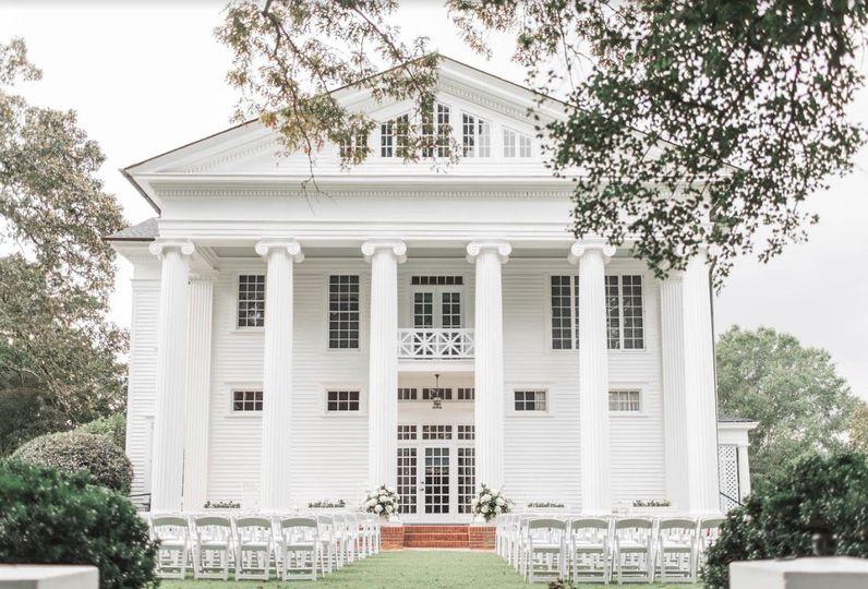 Martha Berry Museum Wedding