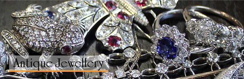 Antique jewellery | ac silver