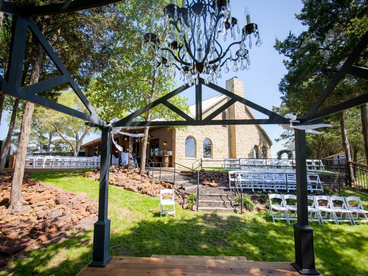 Tmx 1492699676362 Chair Set Up  Deck And Lawn Smithville, TX wedding venue