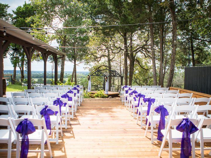 Tmx 1492699709624 Chair Set Up Deck Smithville, TX wedding venue
