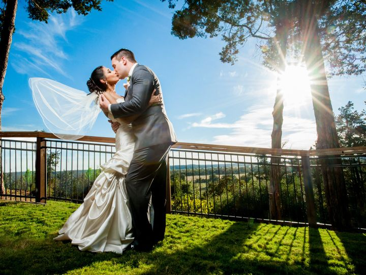 Tmx 1492700810421 102216 Christina And Wade At Red Ridge Receptions  Smithville, TX wedding venue