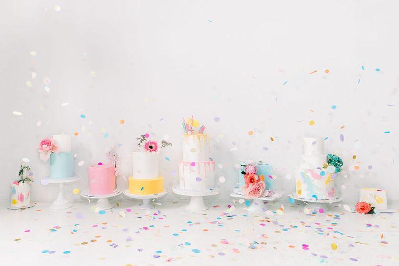 Maeflour Cakes