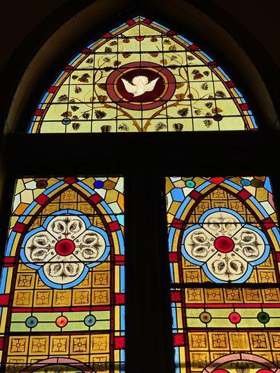 The dove window