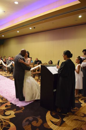 Harrah's Casino Wedding