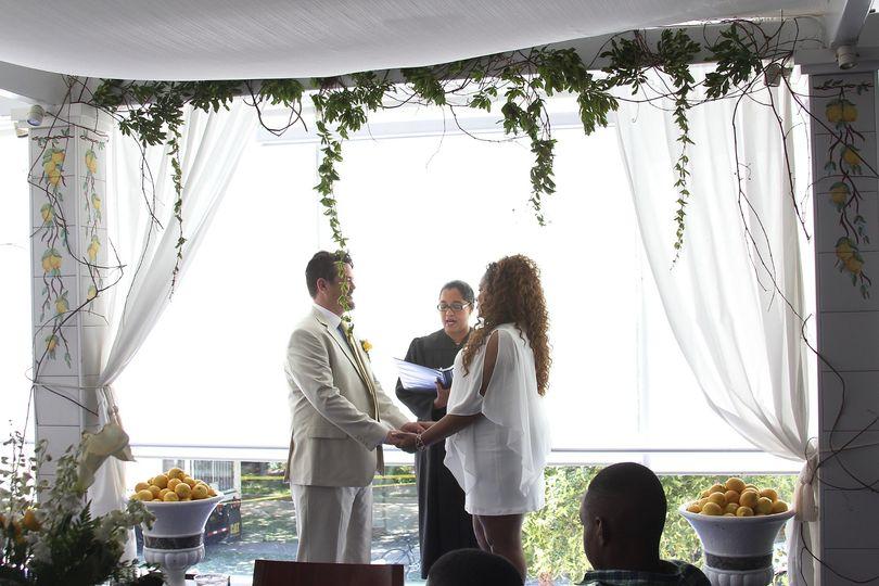 Positano Coast Wedding