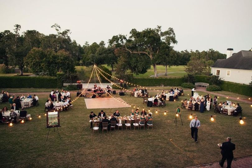 Outlook of wedding ceremony