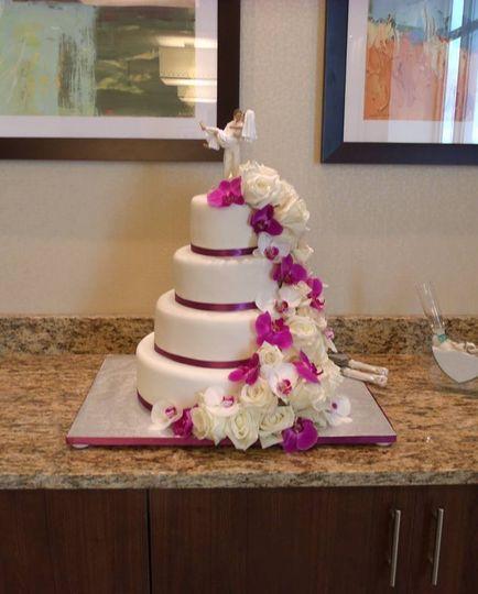 Wedding Cakes Powhatan Va