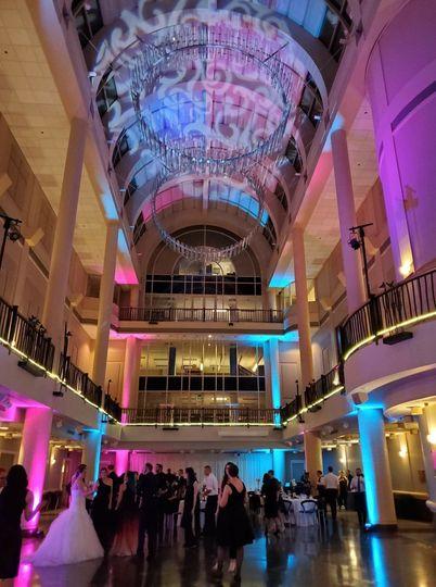 Galleria Uplights