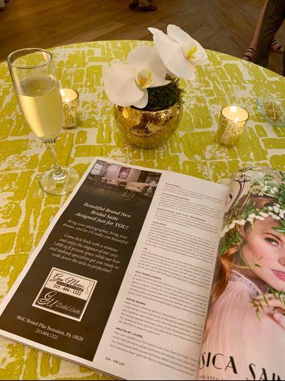 Modern Luxury Wedding Magazine
