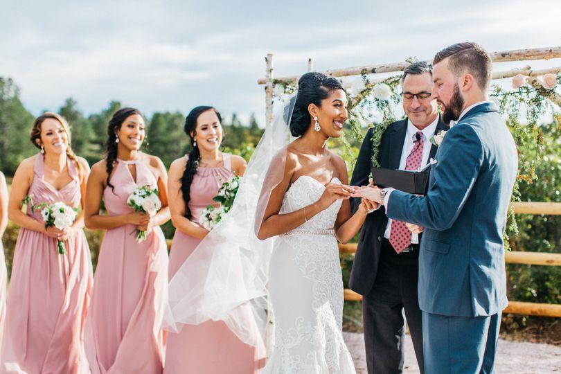 Ranch Style Denver Wedding 2017