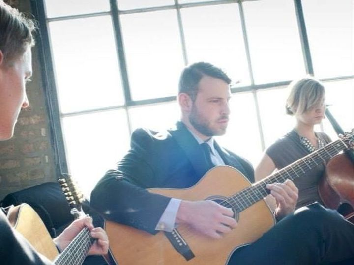 Tmx 1438913774943 Charley Guitar Julia Wedding Forest Park, Illinois wedding ceremonymusic