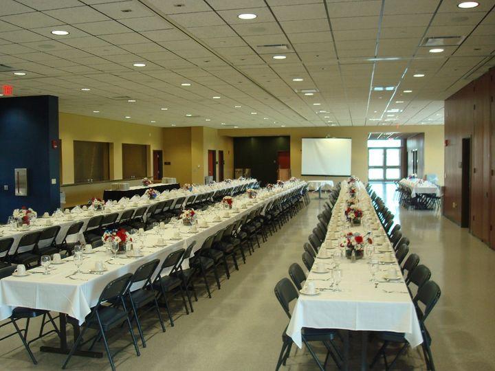 Tmx 1355942079437 BanquetSetUp Dickinson, ND wedding venue