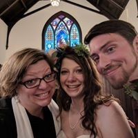 Tmx Michelle And Griffin 51 789565 157815686231491 Raleigh wedding officiant
