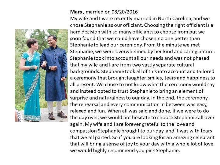 Tmx Slide3 51 789565 157815677138318 Raleigh wedding officiant