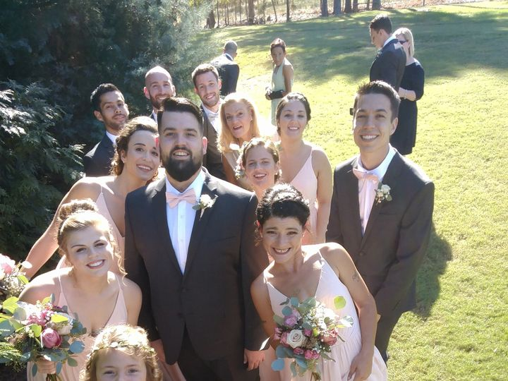 Tmx Wedding Party Selfie 51 789565 157815678983644 Raleigh wedding officiant