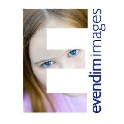 evendim images logo with border square crop