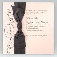 blush invitation